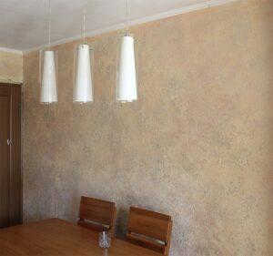 Евроремонт, декорирование - включает в себя внутреннюю отделку стен квартиры без нарушения планировки стен